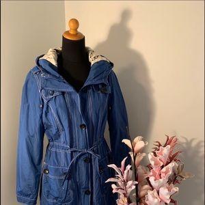 🌟Point Zero blue Jacket size Small